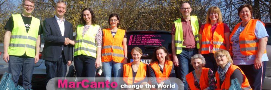 MarCanto räumt auf – Eine Stunde für Langquaid